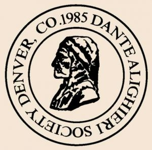 Dante Alighieri Society of Denver, CO 1985