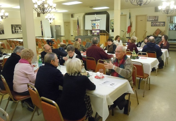 Enjoying Social Hour